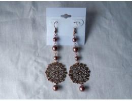 One-of-a-Kind Drop Earrings -- Style B
