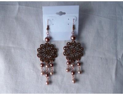 One-of-a-Kind Chandelier Earrings -- Style A