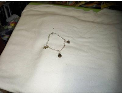 Dog Lovers Chain Charm Bracelet