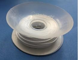 Rattail Cord, White