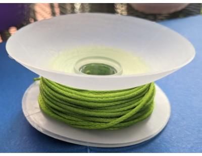 Rattail Cord, Grass Green