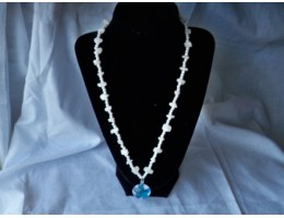White Aventurine necklace