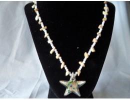 Picture Jasper necklace