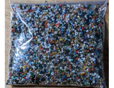 Vintage Seed Beads - 250 gram packages
