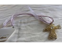 Filigree Cross Necklace