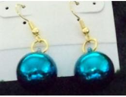 Christmas Ball Earrings