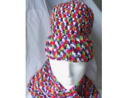 Snuggle Up Hat and Scarf Set - Unisex