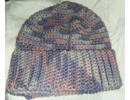 Snuggle Up Crocheted Hats - Unisex