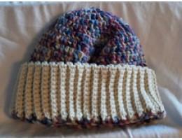 Snuggle Up Crocheted Hats - Unisex
